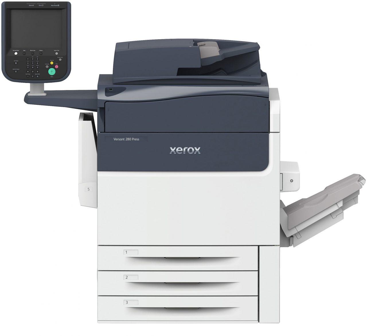 Xerox Versant 280 press